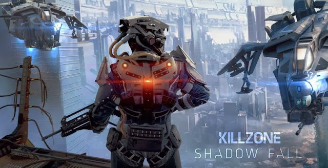 Best Visual: Killzone: Shadow Fall, game terbaik