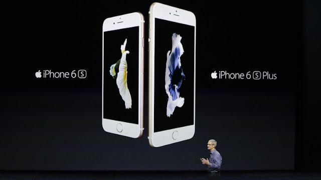 Características do novo iPhone 6s