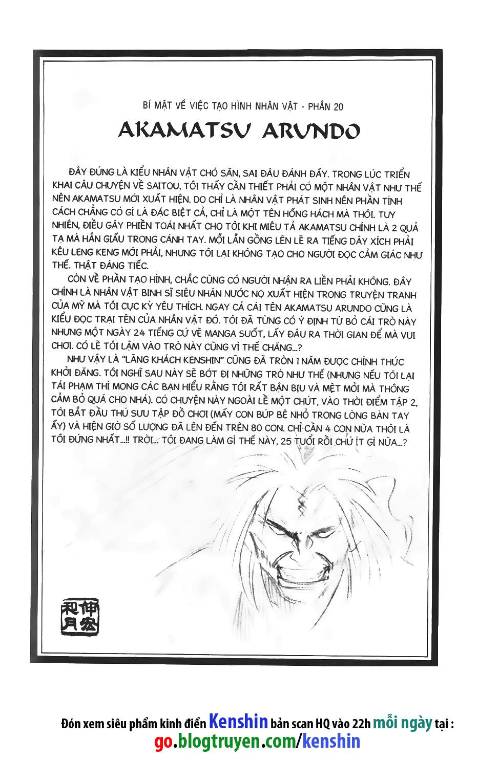 Rurouni Kenshin chap 50 trang 21