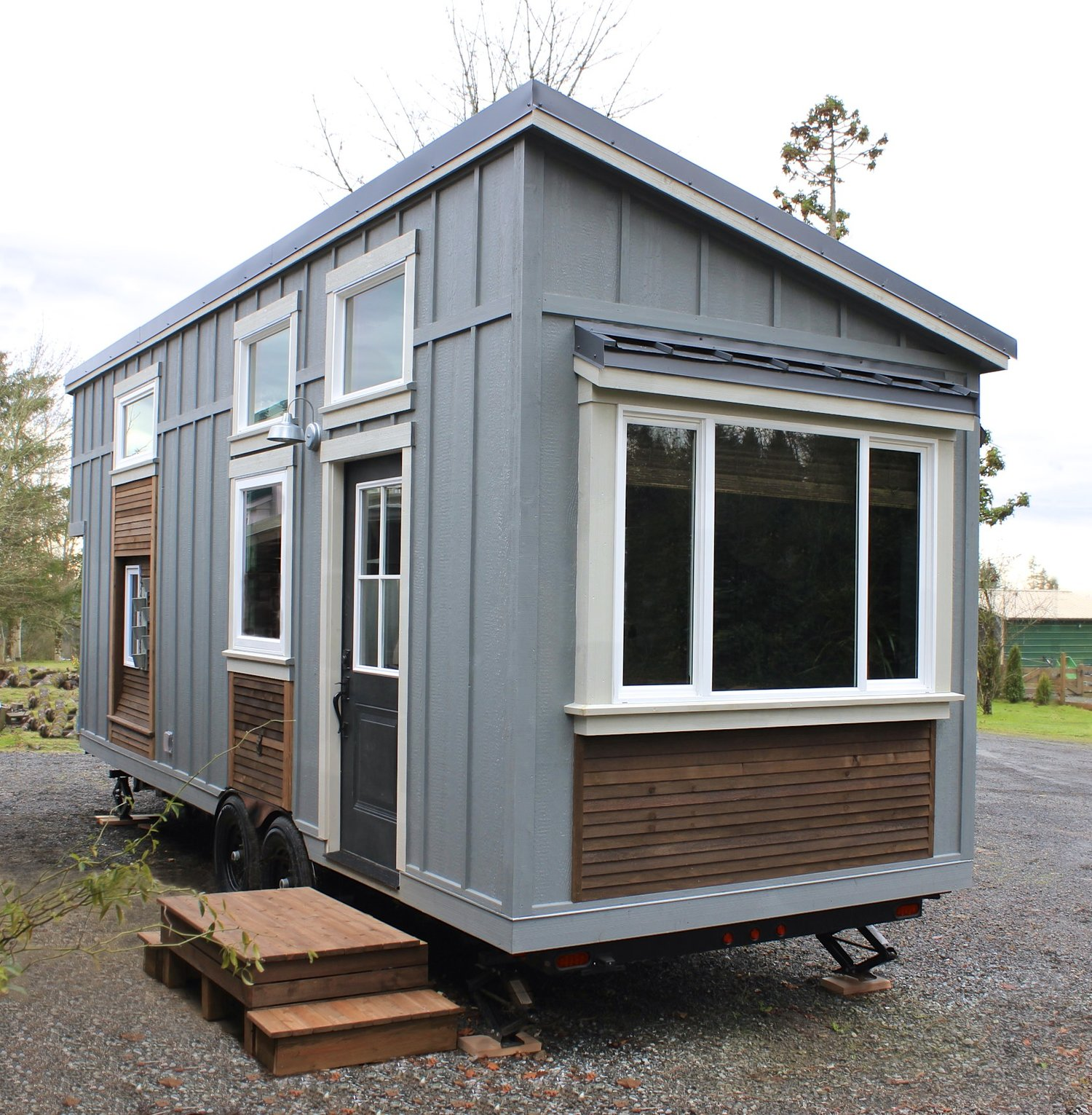 Tiny House Town The Urban Craftman By Handcrafted Movement