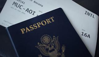Passport sebagai dokumen penting liburan