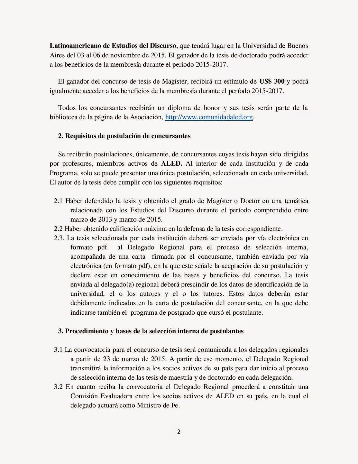 Cátedra UNESCO para la Lectura y la Escritura, sub-sede Universidad ...