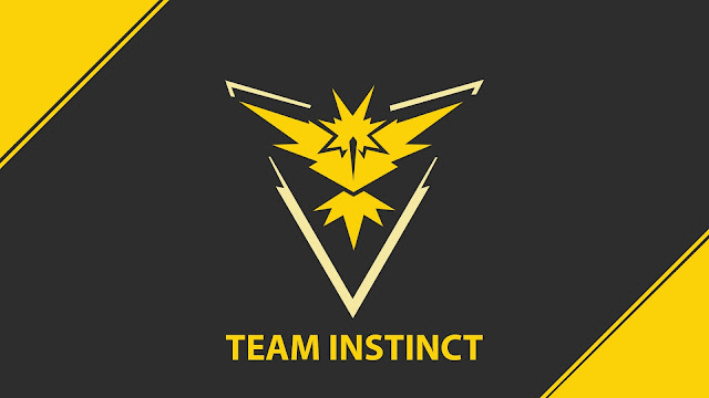 Pokemon Go Team_instinct_team_yellow HD Wallpapers