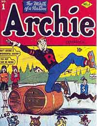 Archie Comics Comic