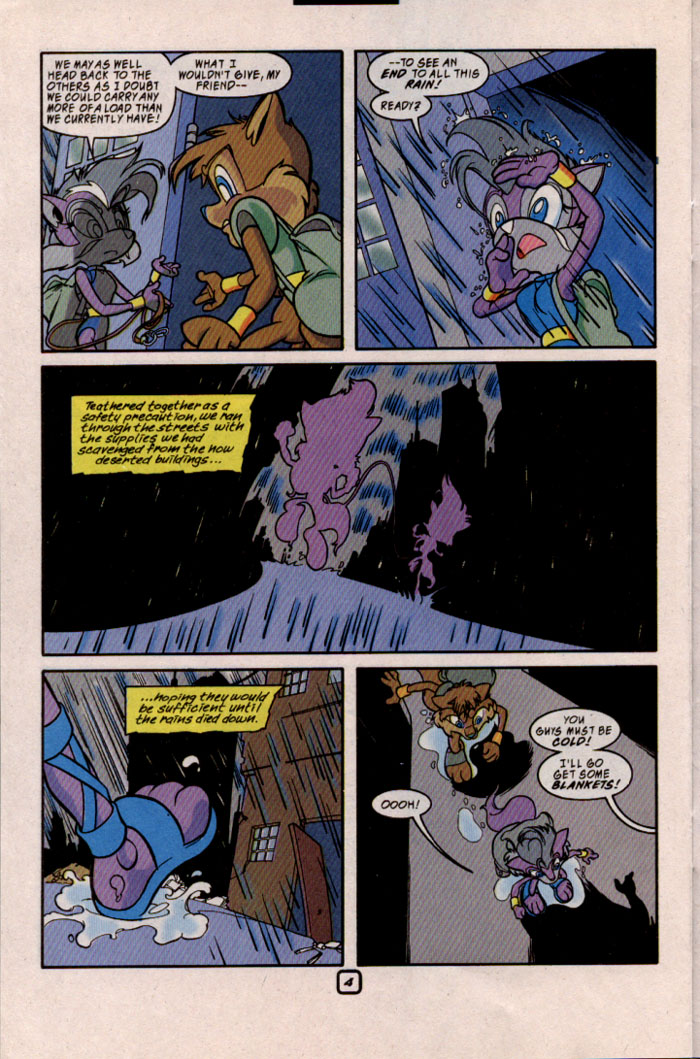 Read online Sonic The Hedgehog comic -  Issue #69 - 20