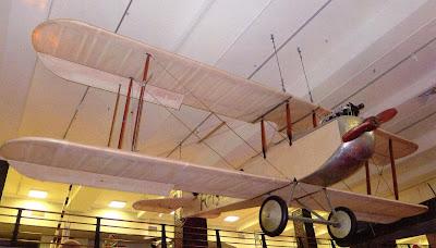 музейный экспонат АИР 1