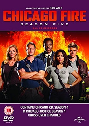 Chicago Fire - Heróis Contra o Fogo - 5ª Temporada Legendada Série Torrent Download