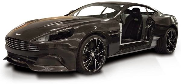 Aston Martin Vanquish Specification
