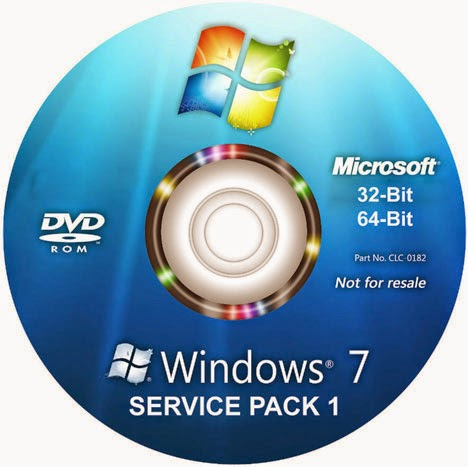 windows 7 service pack 2 free full version with key