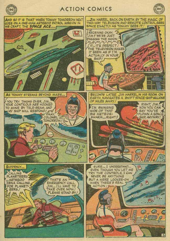 Read online Action Comics (1938) comic -  Issue #169 - 20