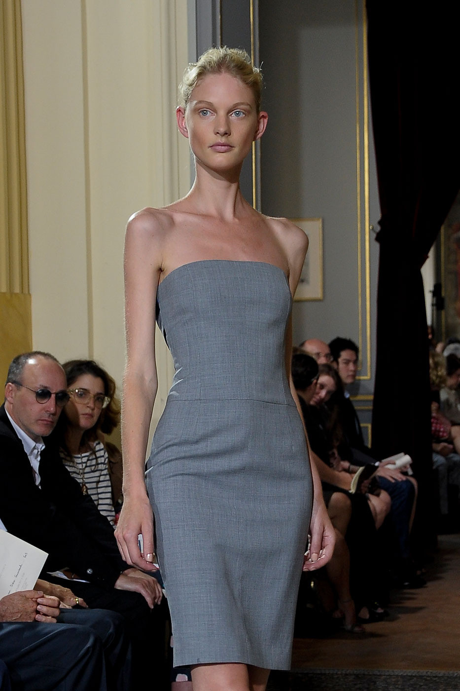 Bouchra Jarrar Haute Couture Fall/Winter 2011 / Lanvin new fashion designer via www.fashionedbylove.co.uk