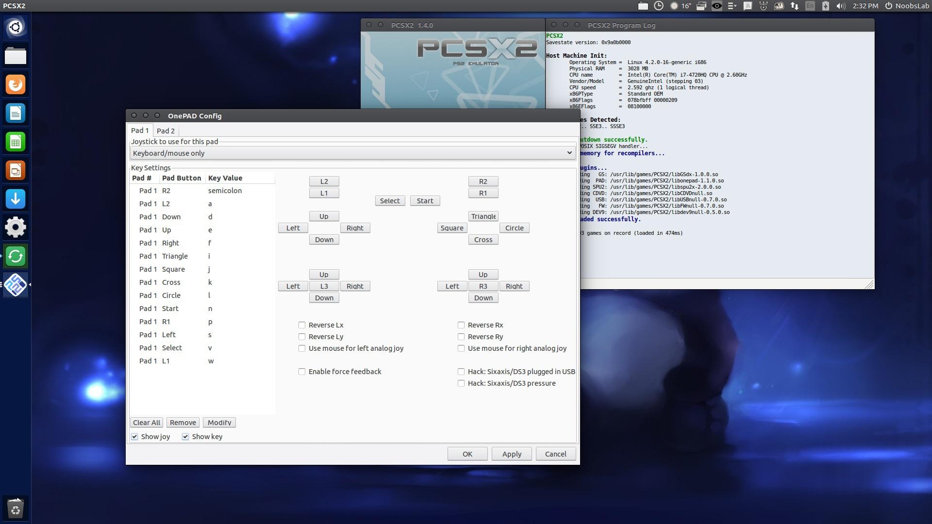 pcsx2 1.5 bios and plugins download