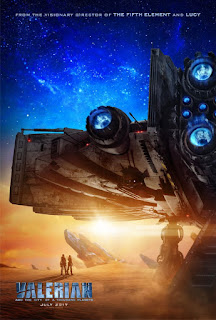 Valerian and the City of a Thousand Planets ( 2017 )