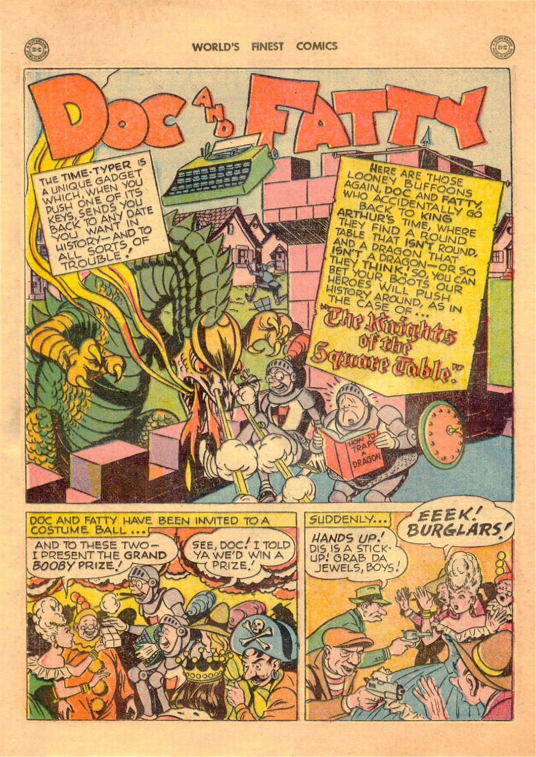 Read online World's Finest Comics comic -  Issue #42 - 28