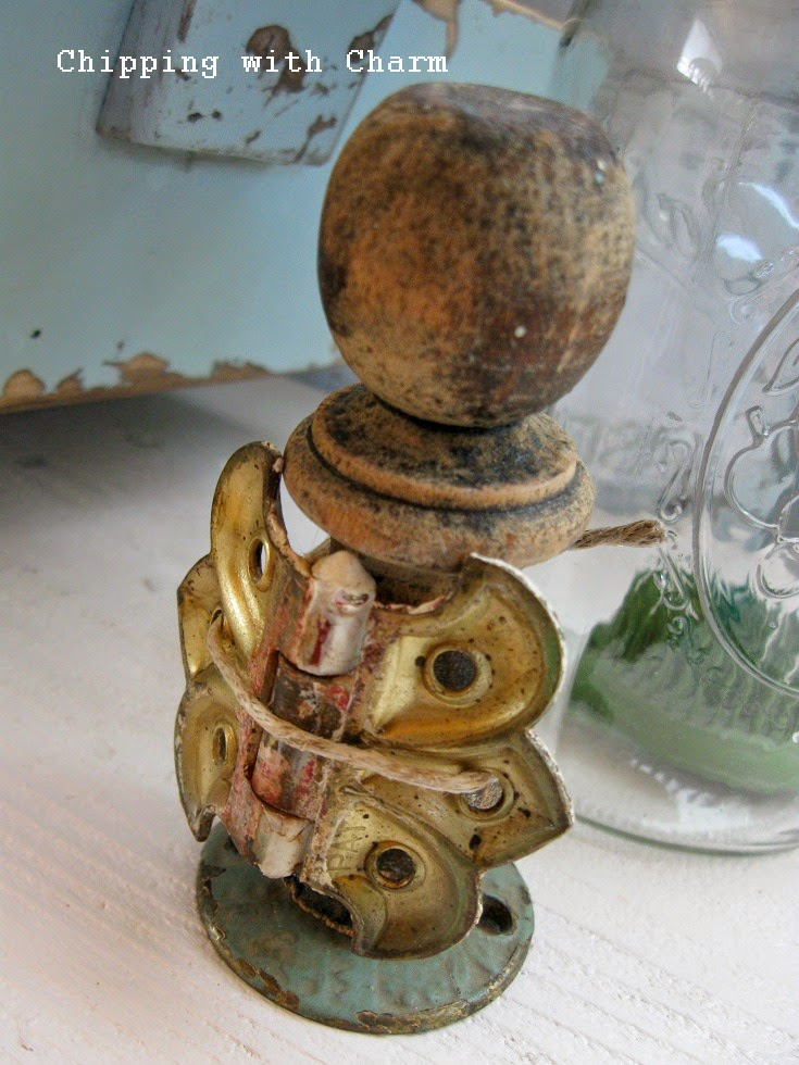 Chipping with Charm: Junky Fairy...http://www.chippingwithcharm.blogspot.com/