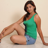 Telugu heroine confident vinni hot photo shoot gallery