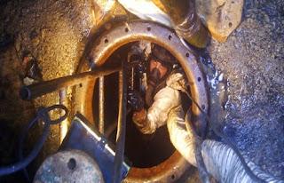 aguas residuales y limpieza septicas