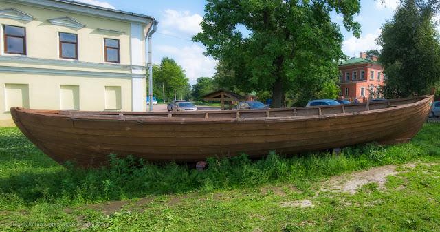 Музей-диорама Невская Битва. Усть-Ижора
