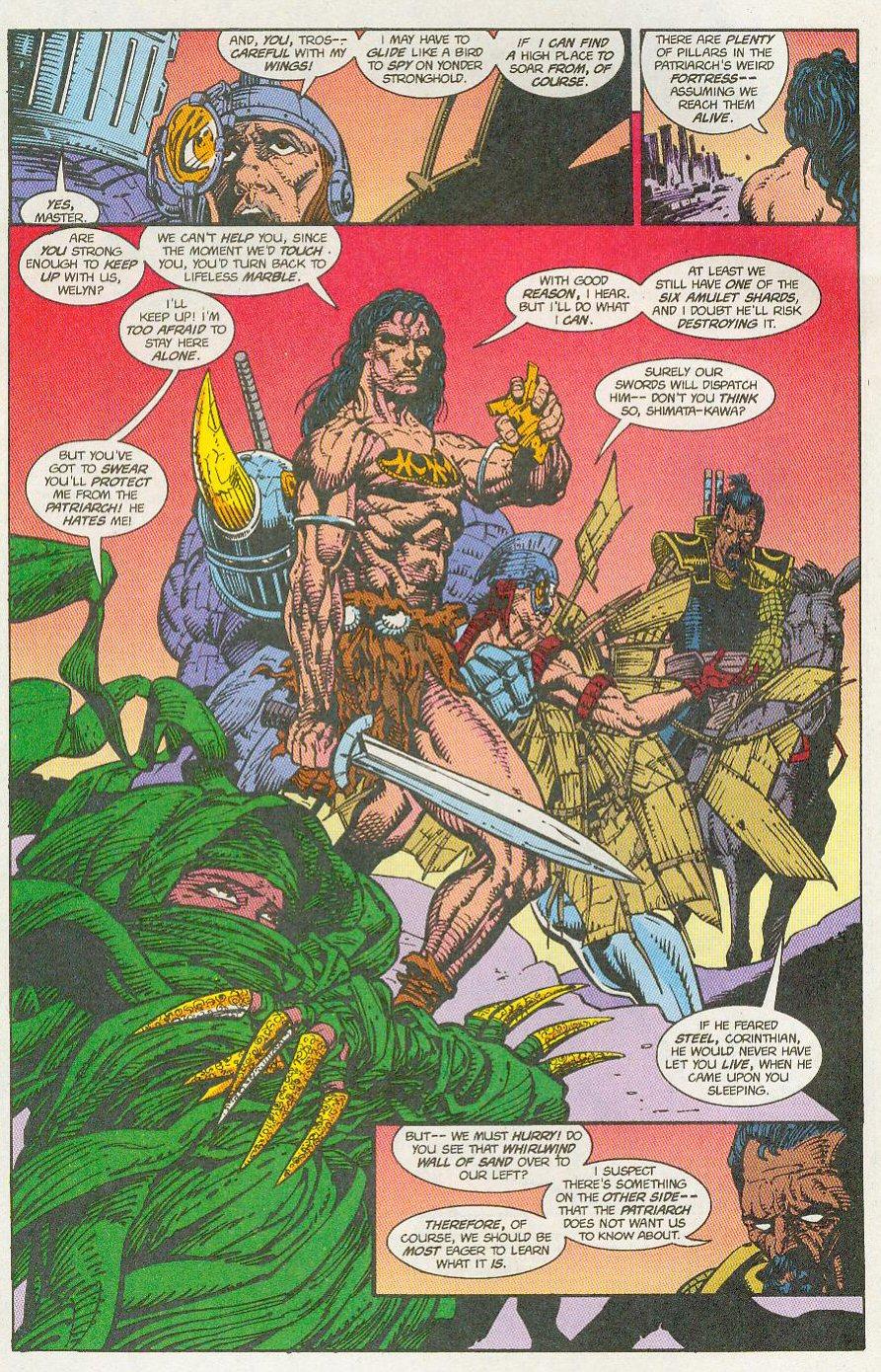 Read online Conan the Adventurer comic -  Issue #13 - 5