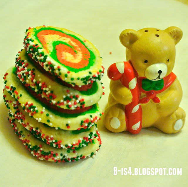 Holiday Cookies, Sugar Cookie, Recipe