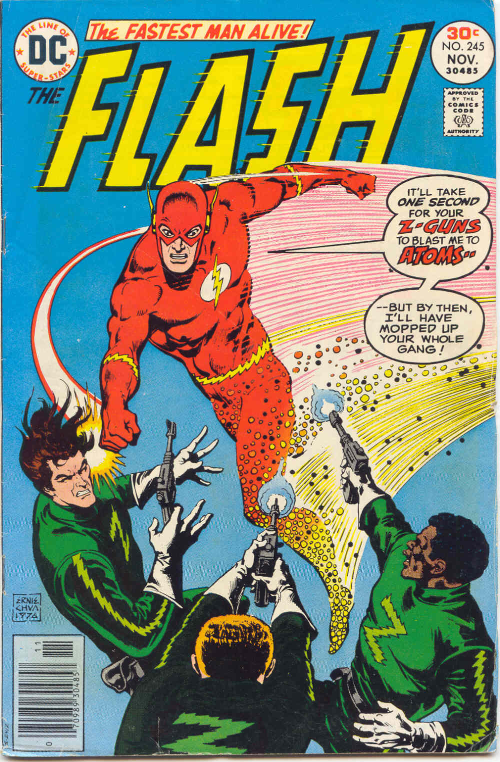 The Flash (1959) issue 245 - Page 1