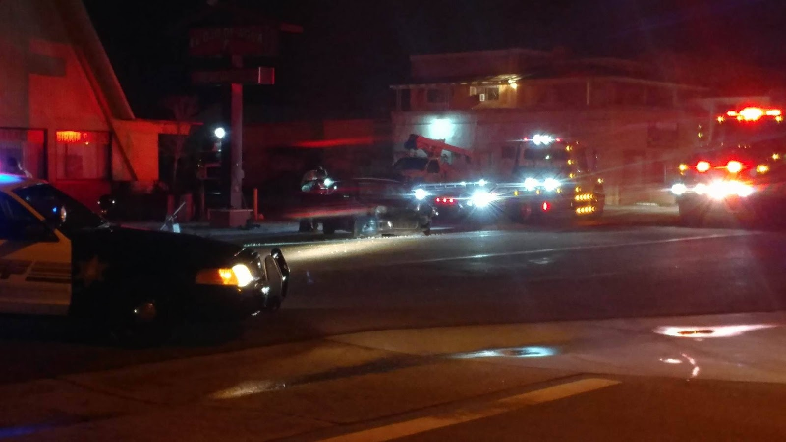 Hemet News Car Crash
