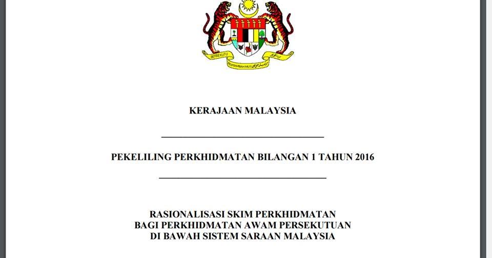 Rasionalisasi Perkhidmatan Awam Bagi Perkhidmatan Awam Persekutuan Di Bawah Sistem Saraan Malaysia Cerita Ita