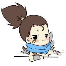 Ảnh Avatar LMHT ys Chibi Đẹp Cute