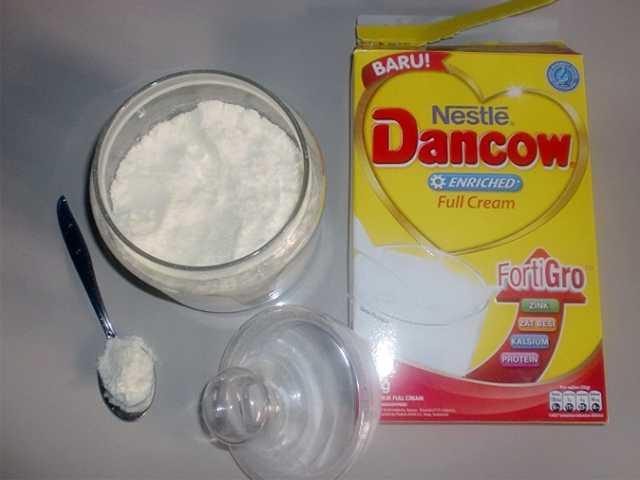 Cara Memutihkan Kulit Secara Alami Dengan Susu Dancow