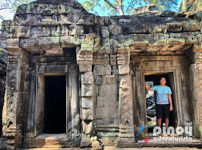 Angkor Wat Temples Complex Cambodia