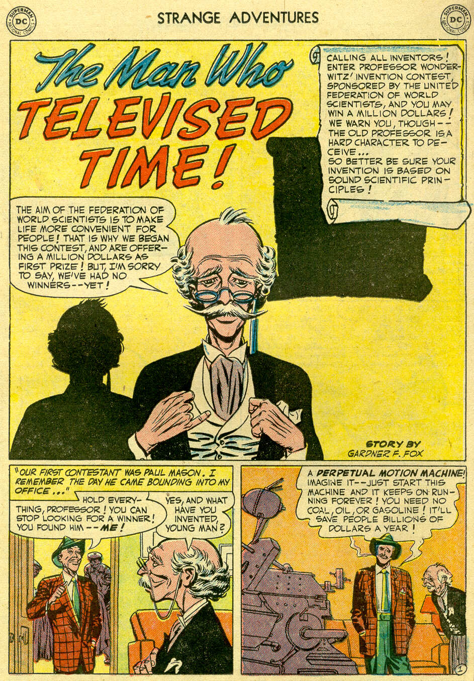 Strange Adventures (1950) issue 13 - Page 25