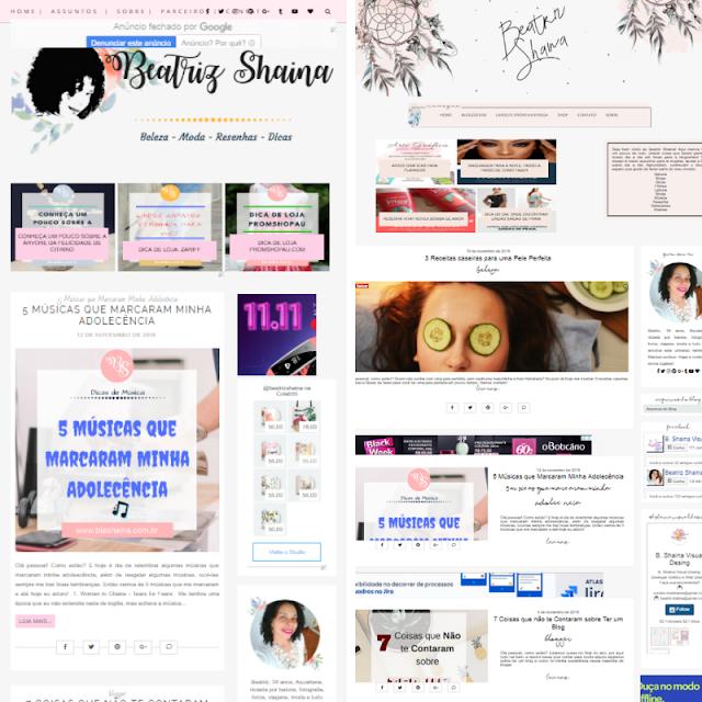 blog, mudanças no blog, dicas para blogueiras, layout, novo layout, blogger
