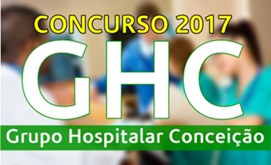 Concurso GHC Conceição-RS 2017