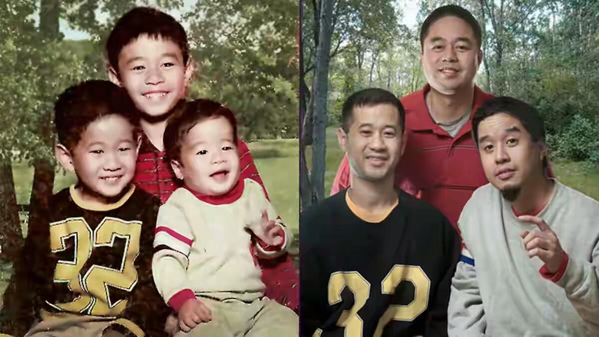 Bikin Ketawa Dan Nyesek Perbandingan Foto Keluarga Dulu Dan