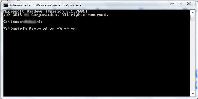 Cara Pertama: Menggunakan CMD (Command Prompt) - identitasnet