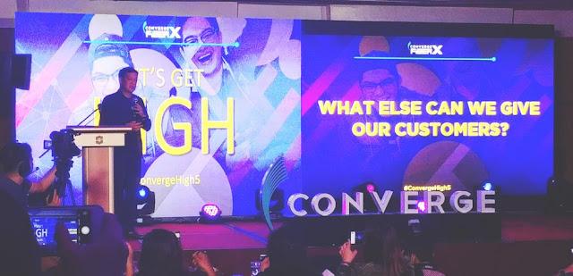 Converge ICT launch