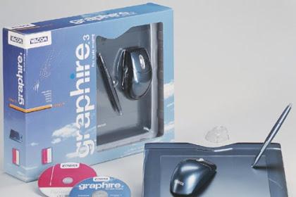 Wacom Graphire3 Treiber Mac, Windows Grafiktabletts Download