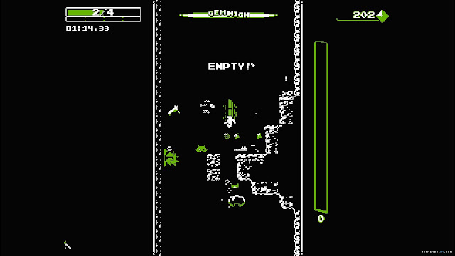 Nintendo Switch Downwell