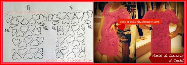 cómo tejer un vestido al Crochet