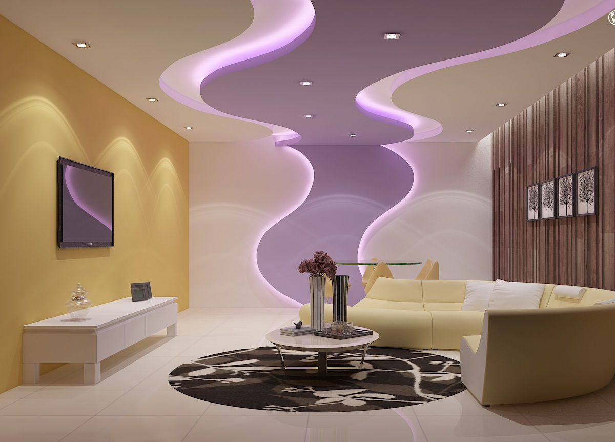 Wall Ceiling Design - Home Design