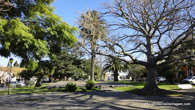 Plaza Mayor - Colonia del Sacramento, Uruguai