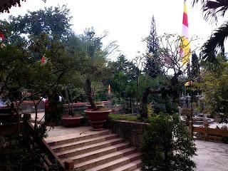Pagoda Long Son Nha Trang (Vietnam)