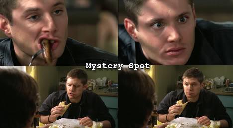 Supernatural: Best Scenes of Dean Eating (Seasons 1-6