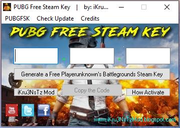 iKru3NsTz Mod: Playerunknown's Battlegrounds - Free Steam