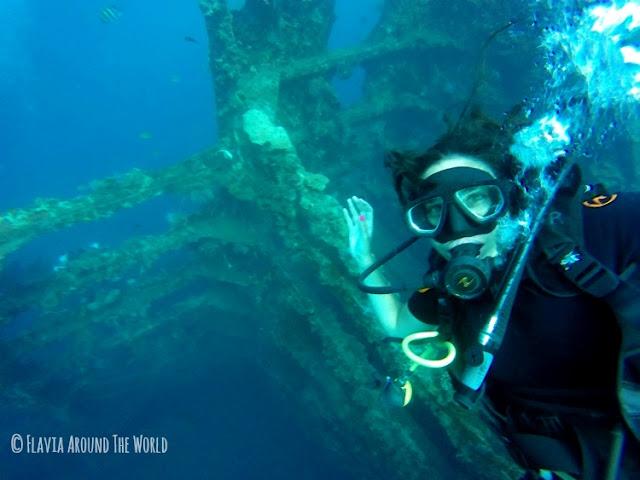 Liberty Wreck Bali