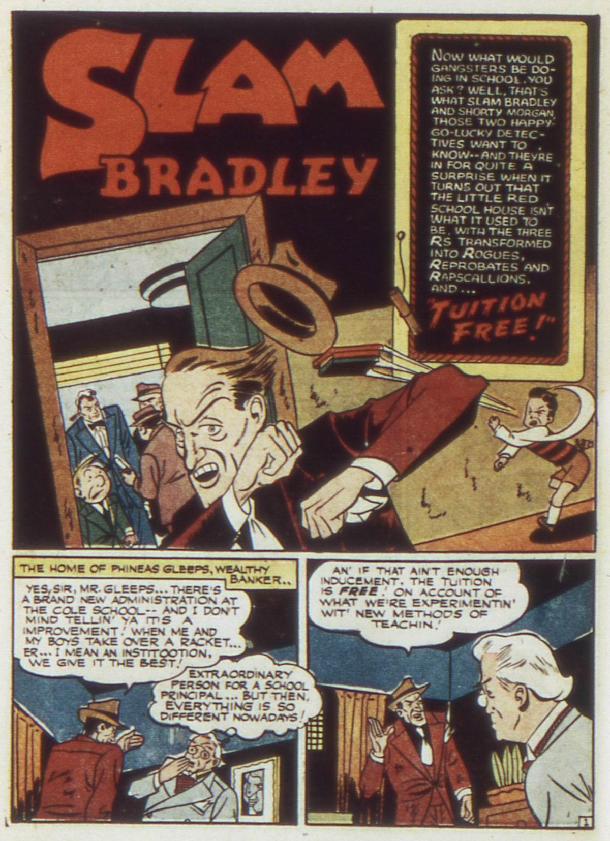 Read online Detective Comics (1937) comic -  Issue #87 - 36