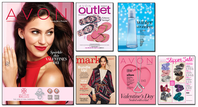 Avon Campaign 3, Avon Outlets, Avon mark magalog, The Online date on this Avon Catalogs  1/09/2016 - 01/22/2016.