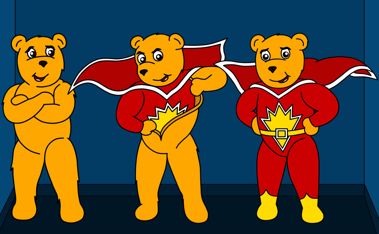 7 things you didn't know about SuperTed