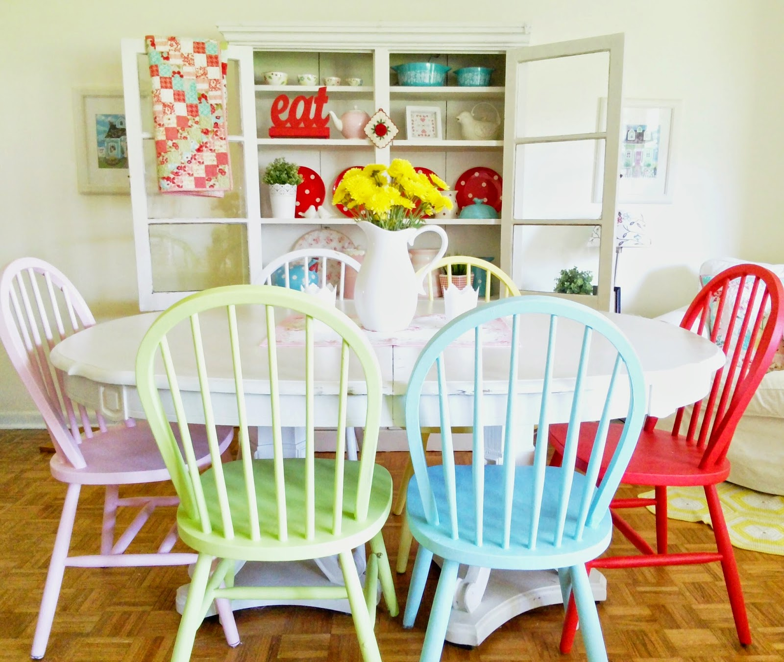 hopscotch lane Colorful Dining Room Chairs : tmpIMG2014051913353011440034433 from hopscotchlane.blogspot.com size 1600 x 1352 jpeg 330kB