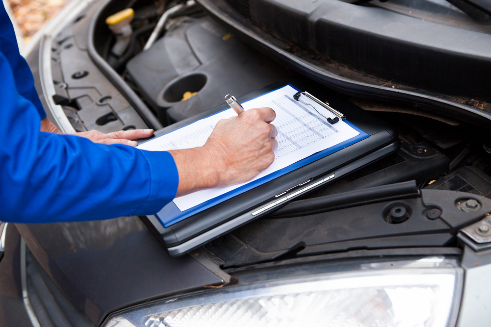 What's Included In A 27-Point Vehicle Inspection?